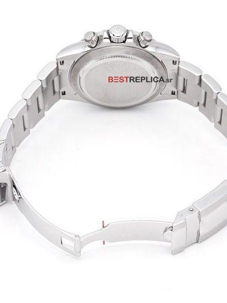 Rolex-Cosmograph-Daytona-Black-Dial-SS-back