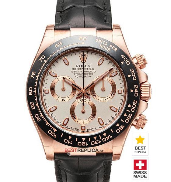 e50a032f7f1 Rolex Cosmograph Daytona Ivory Dial Everose Gold