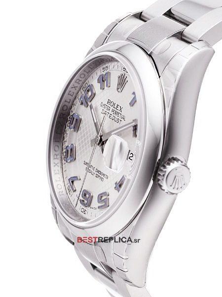 Rolex-DateJust-SS--Silver-Dial-Light-Blue-Roman-Markers-B