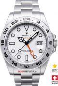 Rolex-New-explorer-II-white-face-