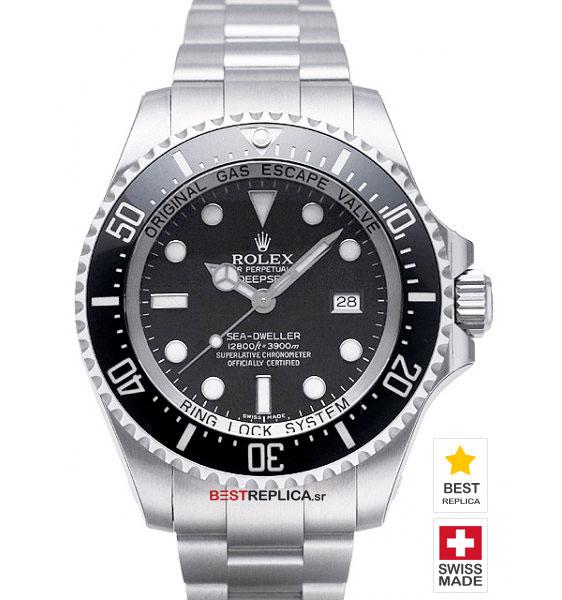 0770de7555b Replica Rolex Sea-Dweller Deepsea Ceramic Bezel