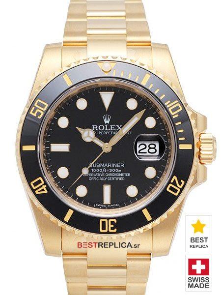 Rolex-Submariner-18k-gold-black-Ceramic