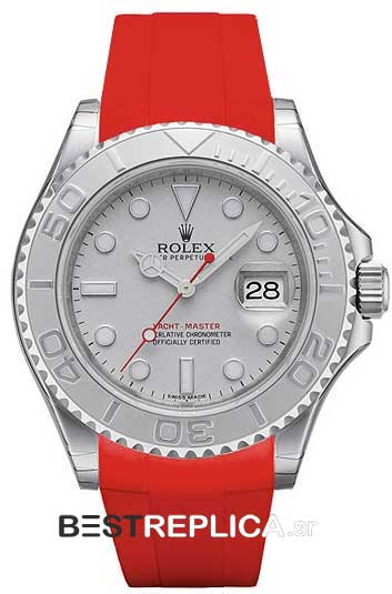 Rubber-B-Rolex-Band-Red