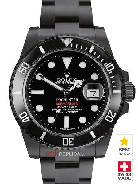 Rolex-Submariner-DLC