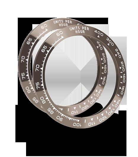 Rolex Transparent