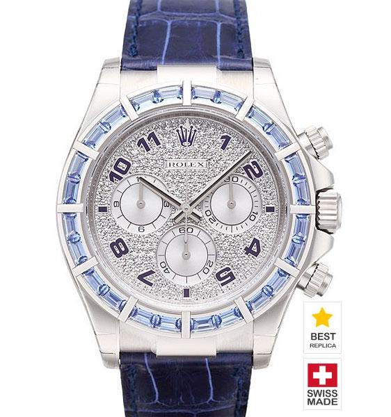 Rolex Cosmograph Daytona Sapphire Diamond