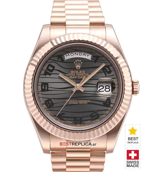 Rolex Datejust 2 Rose Gold