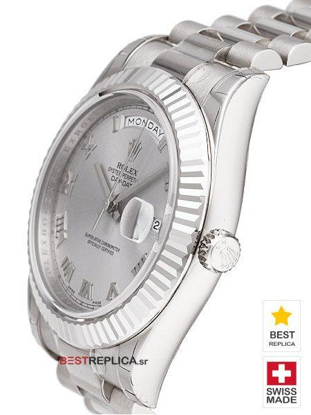 Rolex-Replica-Datedate-II-Silver-dial-b
