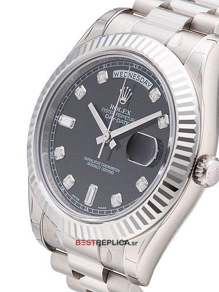 Rolex-Replica-Datedate-II-black-dial-b