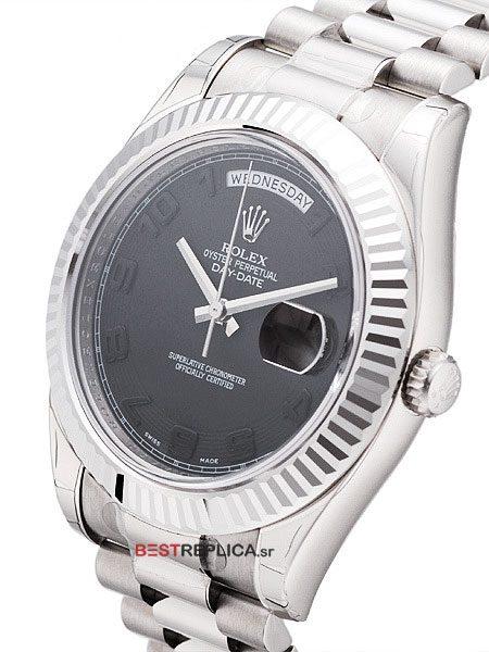 Rolex-Replica-Datedate-II-black-dial-numeral-b