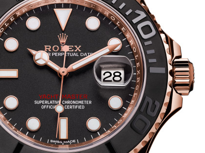 The New Rolex Yacht-Master 116655