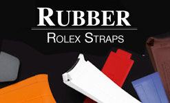 Rubber Watch Straps